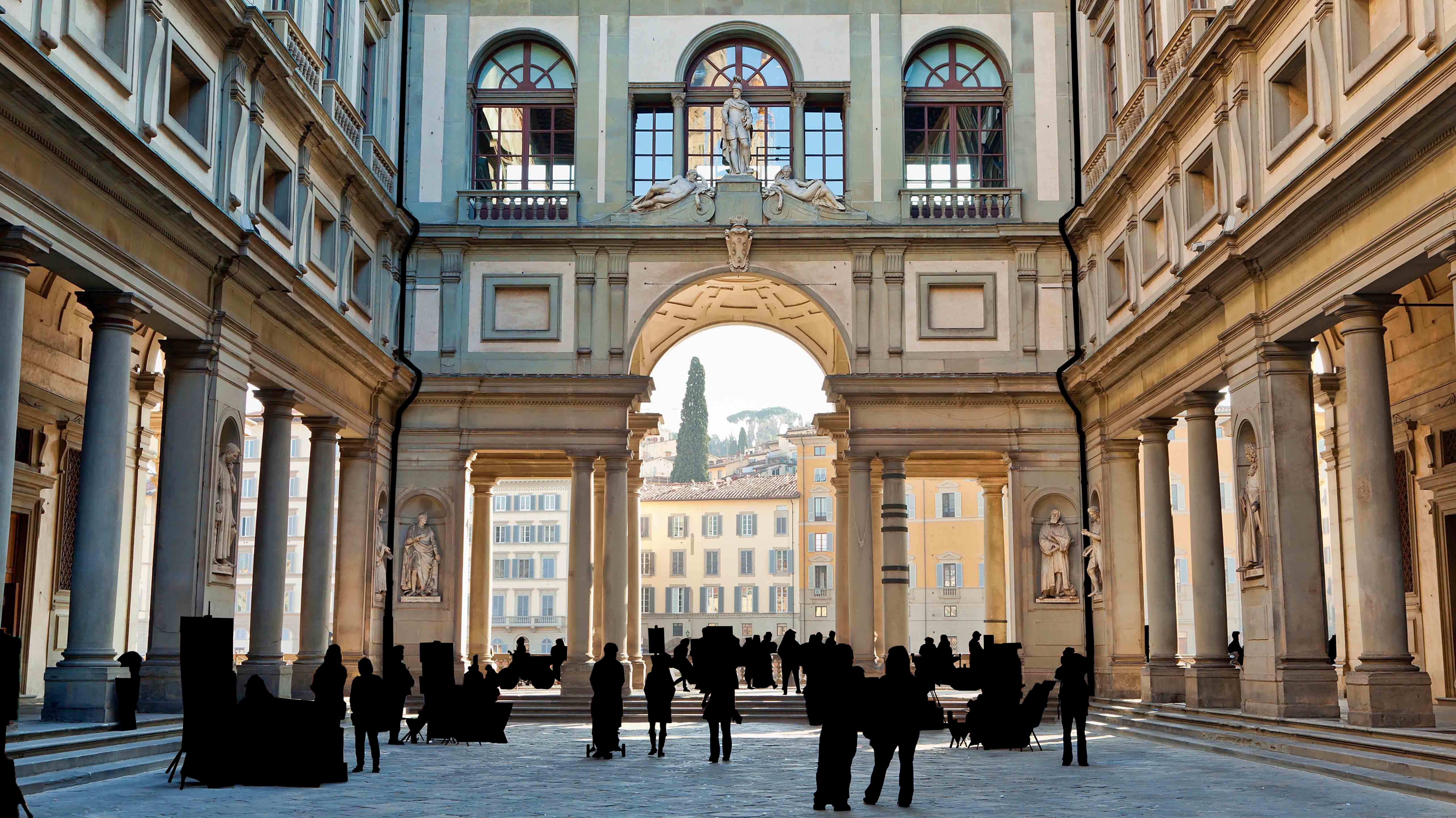 If you're looking to see some of the world's best art, a great thing to do in Italy is visit Uffizi