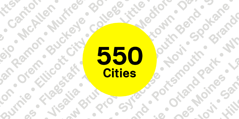 Postmates Launches 134 New Cities Now Available To 60 Of Us Households