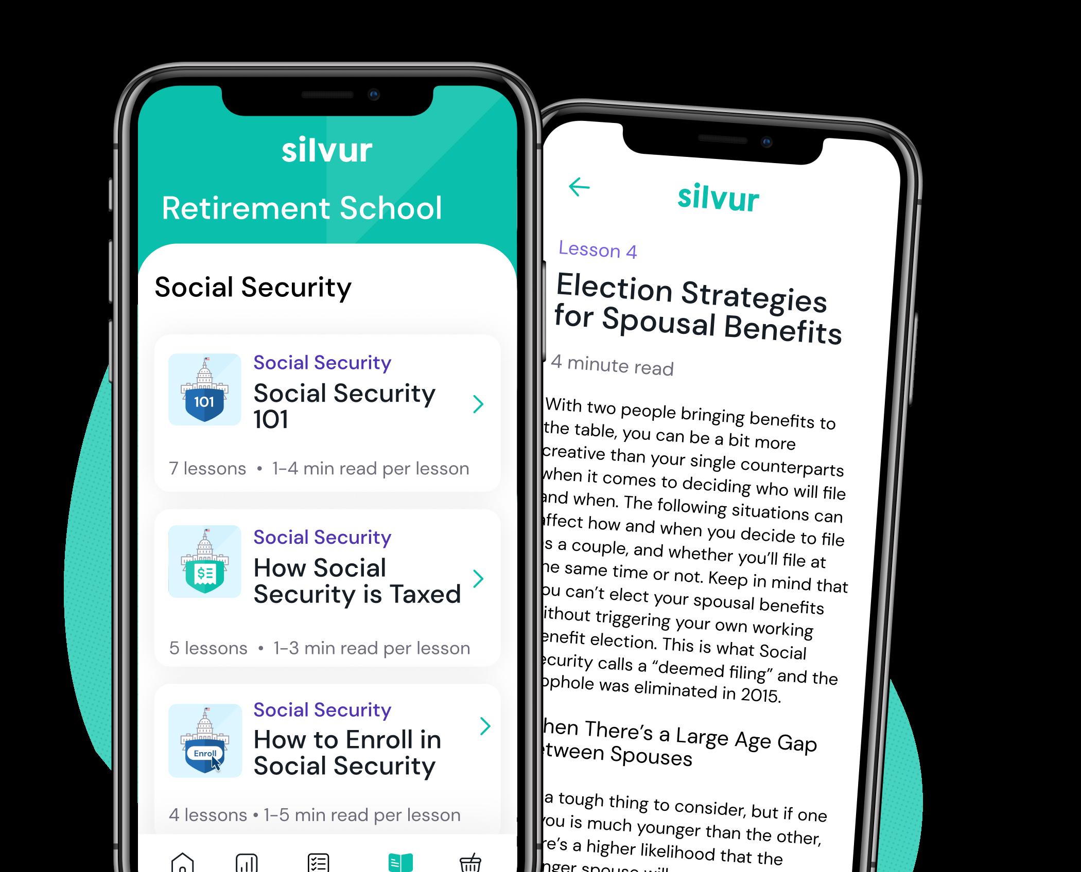 Silvur's Retirement School