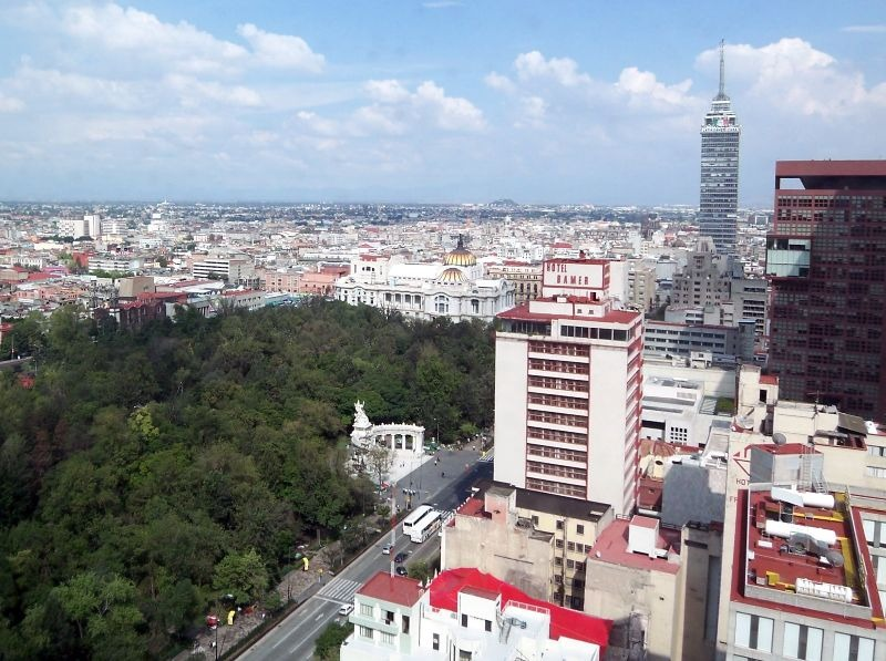 Love a Great View? The 8 Best Mexico City Sightseeing Spots