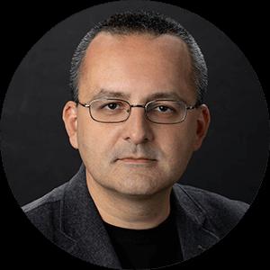 Alberto Cairo headshot