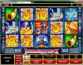Gaming Club - Thunderstruck