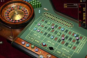 WinTingo - Roulette table