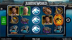 Casino Land - Jurassic World