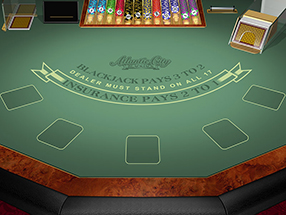 Roxy Palace - blackjack table