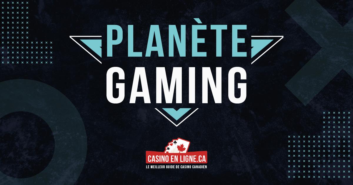 Planéte Gaming