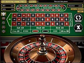 Casino Room - Roulette