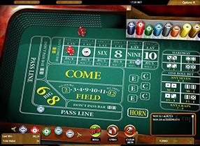 Party Casino - Craps