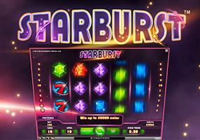 Thrills - Starburst