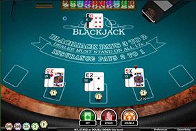 Leo Vegas - Blackjack
