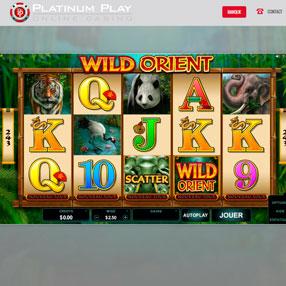 Platinum Play - Wild Orient