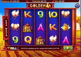 Thrills - Golden Chicken