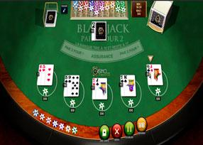 Casino.Com - blackjack table