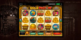 Betway - Gold Factory