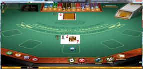 Ruby Fortune - Blackjack