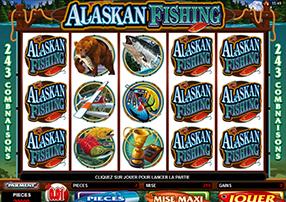 River Belle - Alaskan Fishing slot