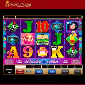 Royal Vegas - Ladies Nite