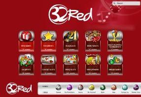 32 Red - lobby