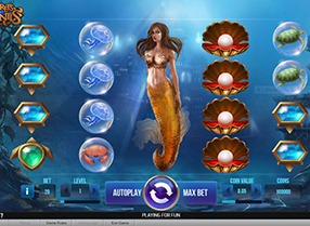Party Casino - Secrets of Atlantis