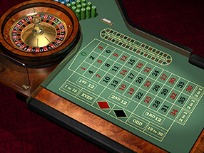 Roxy Palace - roulette table