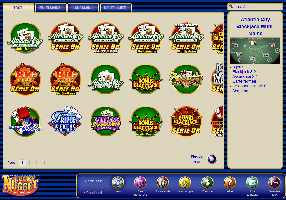 Lucky Nugget - table games lobby