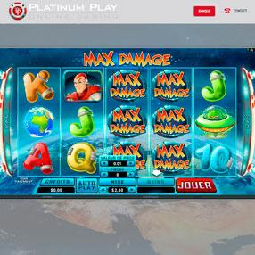 Platinum Play - Max Damage