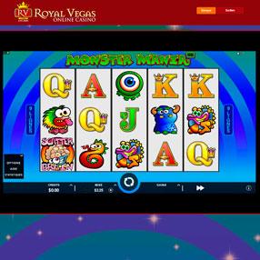 Royal Vegas - Monster Mania