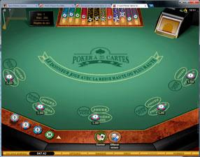Spin Casino - Poker
