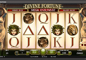Thrills - Divine Fortune