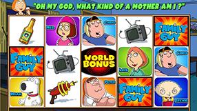 Casino Land - Family Guy
