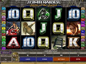 Roxy Palace - Tomb Raider
