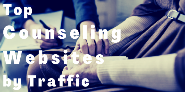 Top Counseling Websites by Traffic