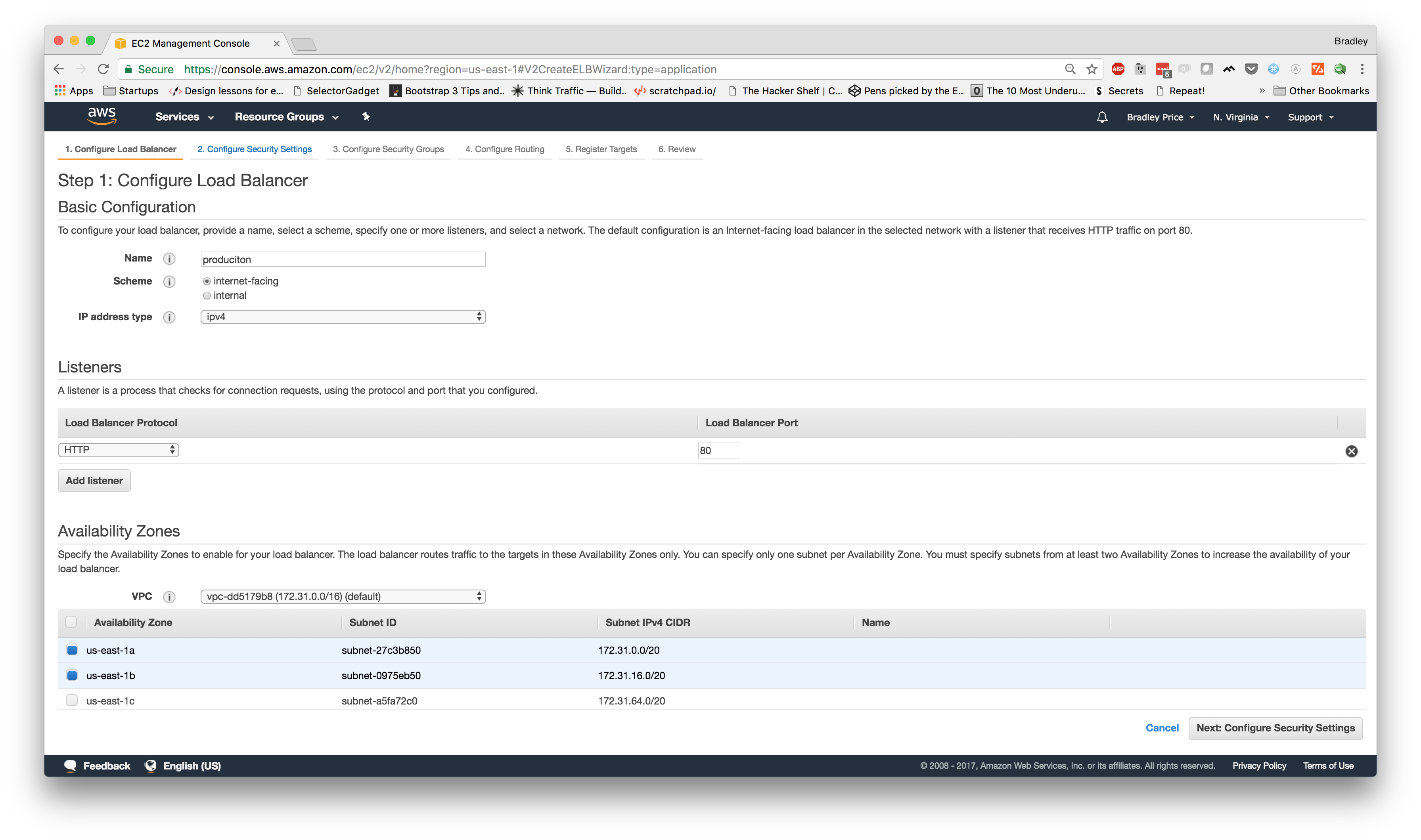Deploying To Aws Part V The Final Punch List Load Balancer Cdn
