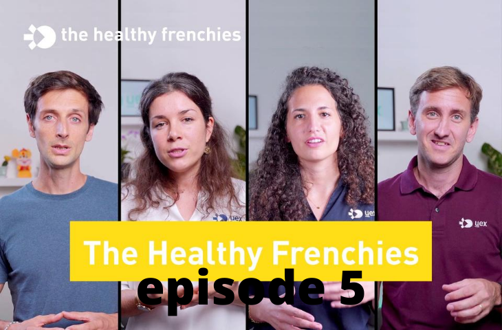 Dengue Healthy Frenchies