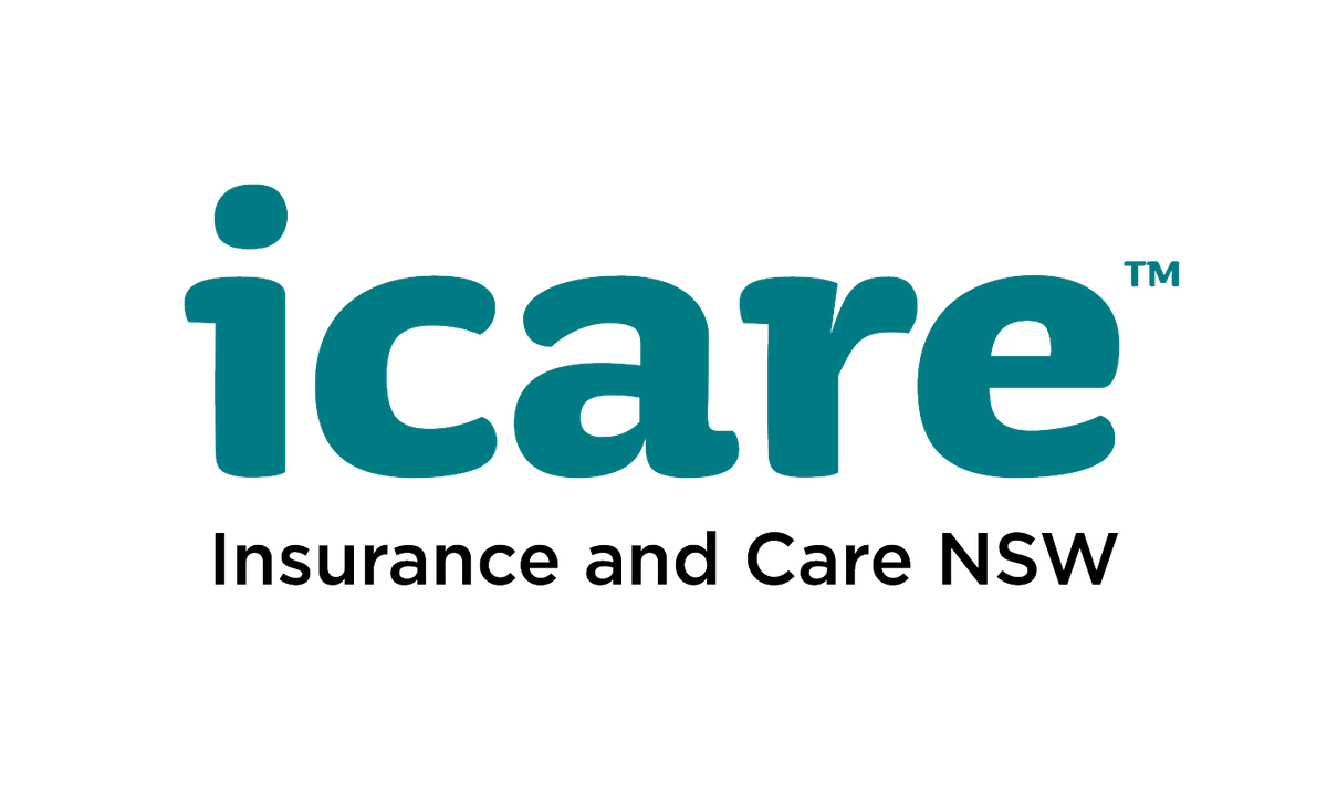 icare NSW logo
