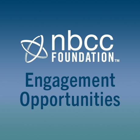 NBCC Foundation Volunteers