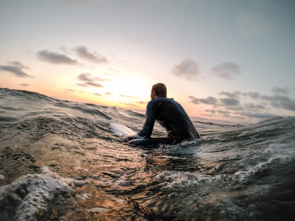 ocean surfer