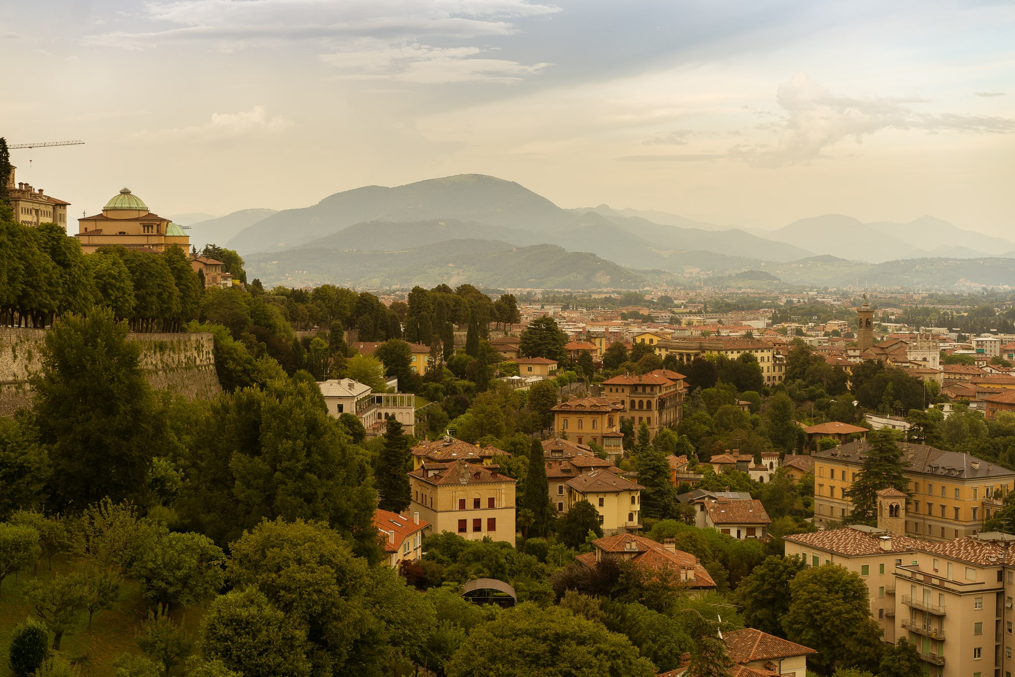 Where to stay in Italy if you're looking for a hidden gem? Bergamo