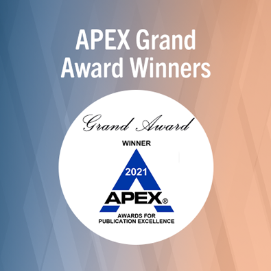 NBCC, TPC Win Eight 2021 APEX Awards for Publication Excellence