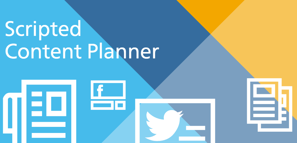 Announcing The Scripted Content Planner