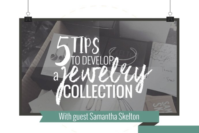 Join our 2015 Halstead Grant winner, Samantha Skelton as she chats with Hilary Halstead Scott about her background, inspiration, and more.
