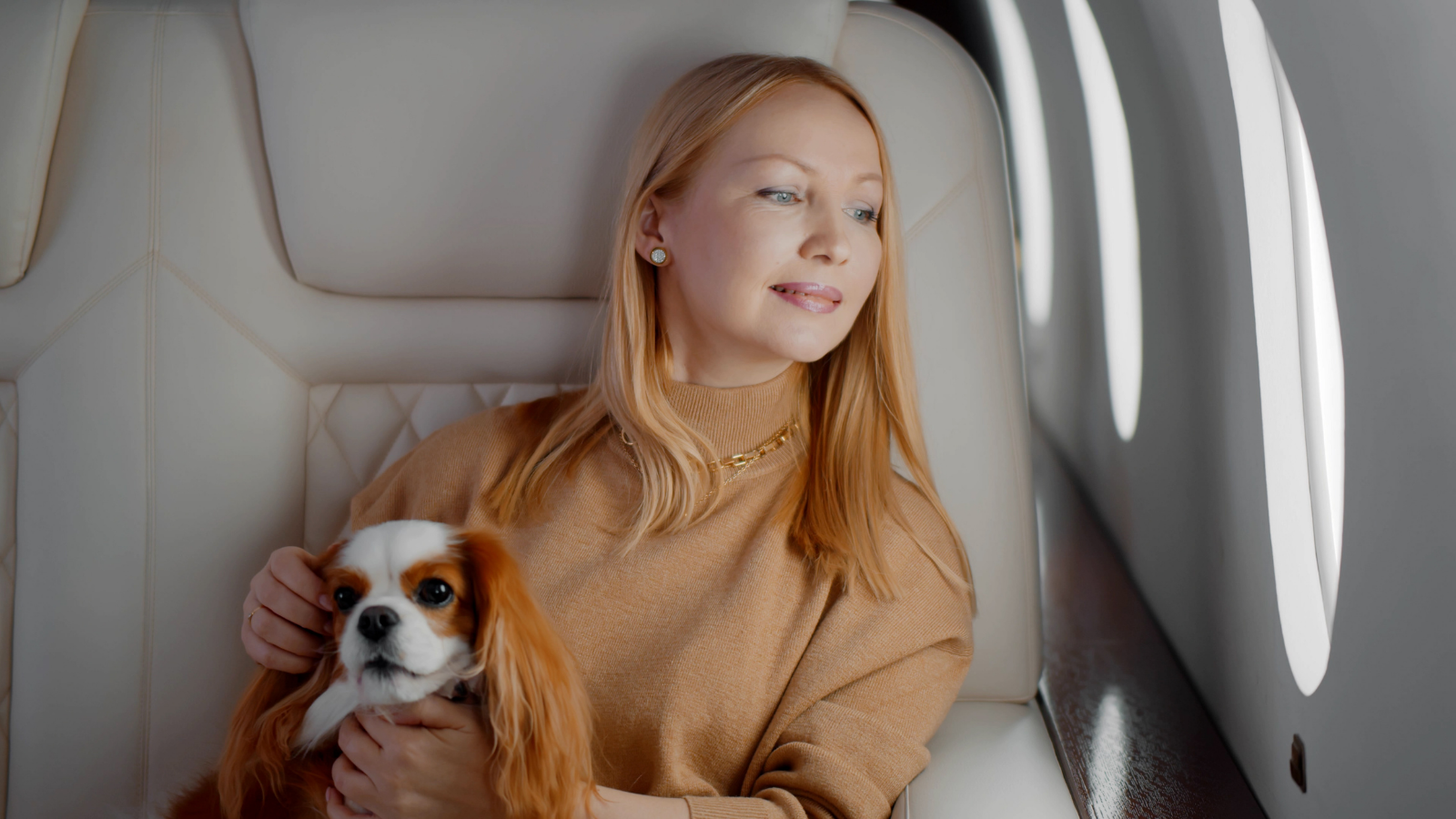 Book Pet Friendly Charter Flights with SimpleCharters
