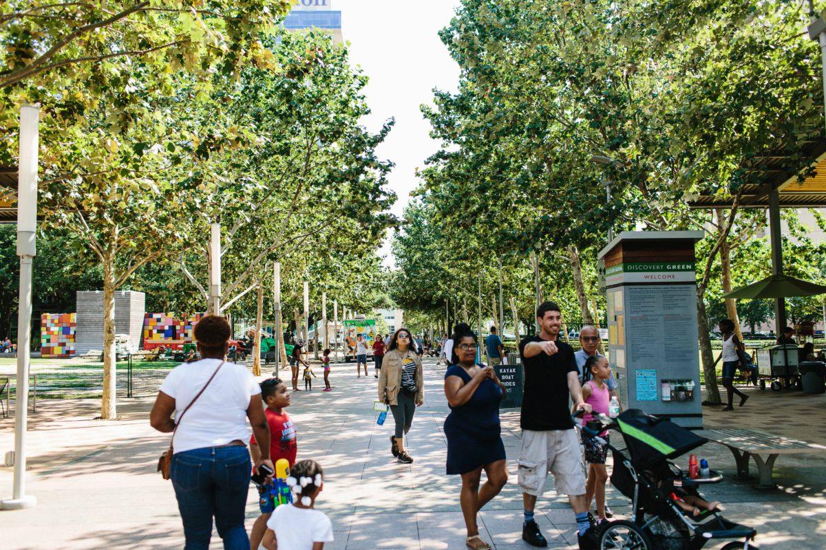 Image of Exploring Houston's 4 Best Parks