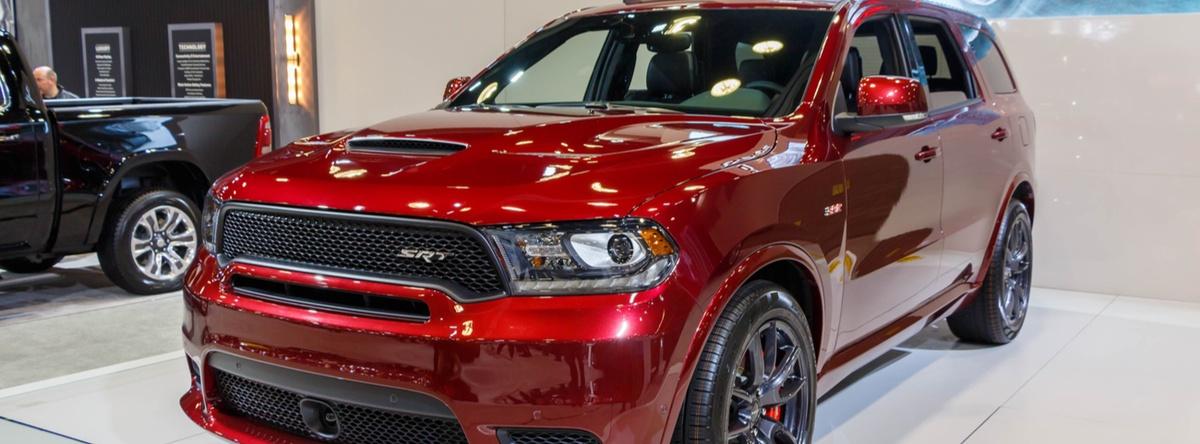 Dodge Durango 2017: uno de los vehículos más musculosos de su clase