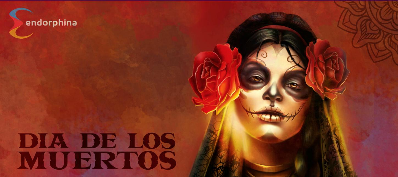 Hallowee slots Dia De Los Muertos