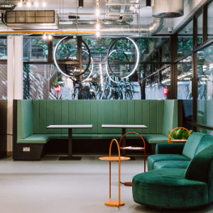 Huckletree Soho Coworking Space