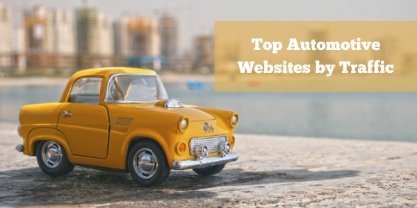 Top Automotive Websites by Traffic