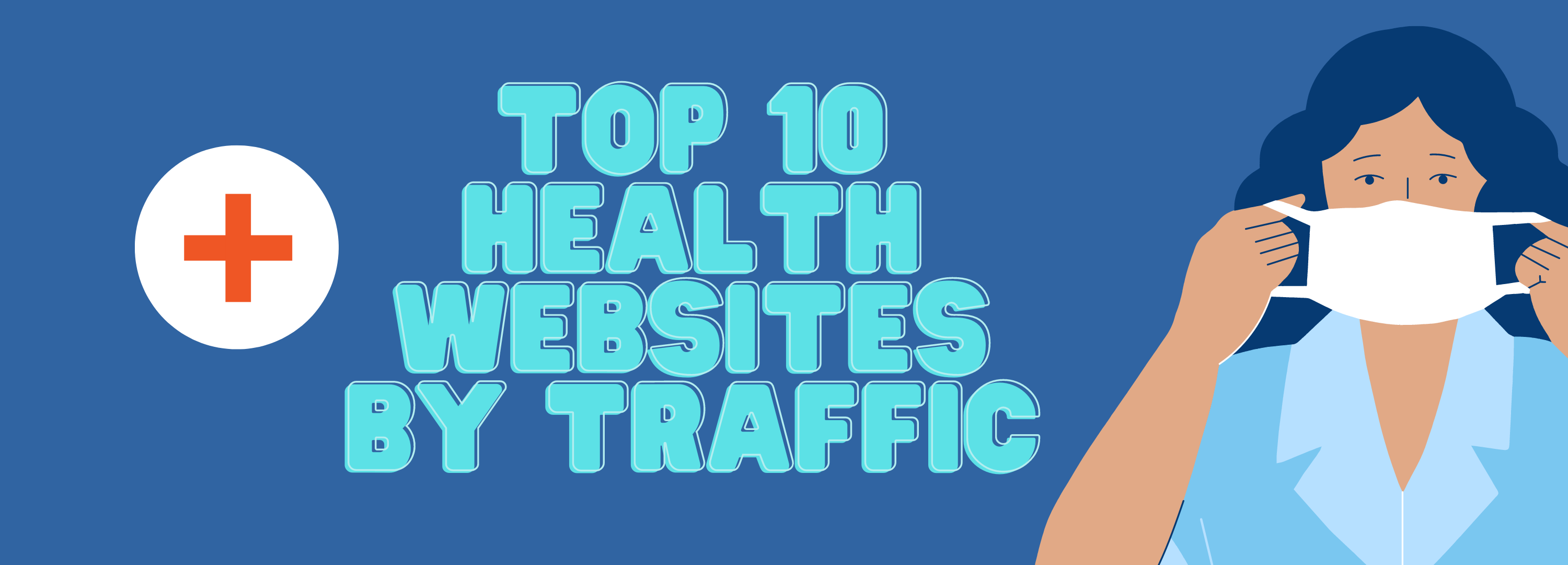 Top 10 Health Websites by Traffic