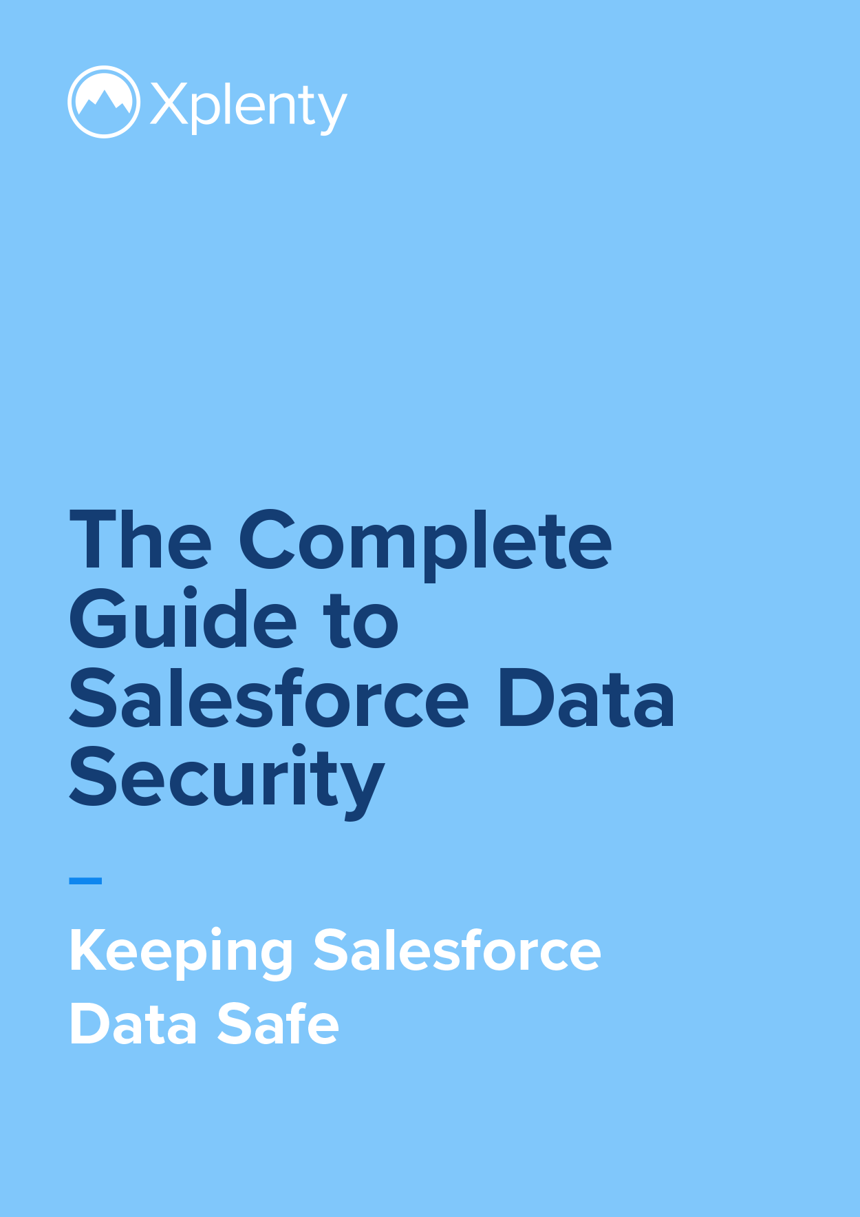 The Complete Guide to Salesforce Data Security