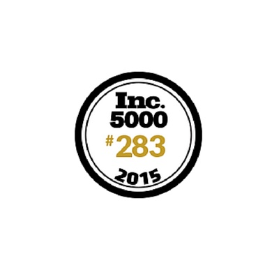 Scripted Ranks 283 On The 2015 Inc. 500 List